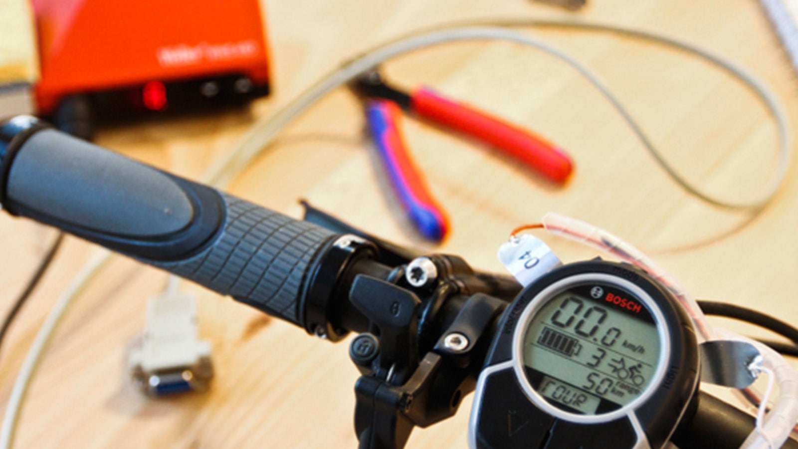 Making things talk: I want to hack my bicycle